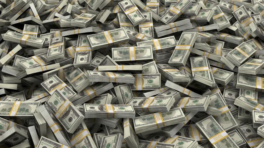 Million dollars rotate | Shutterstock HD Video #634291