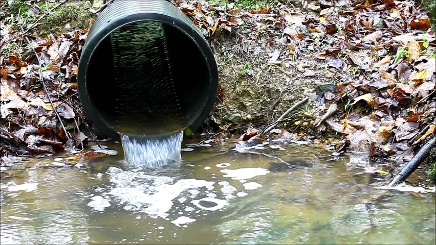 Related video keywords & Stock video of a waste water drainage pipe re-routing   3772085 ...