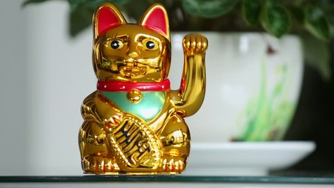 Lucky Chinese Cat