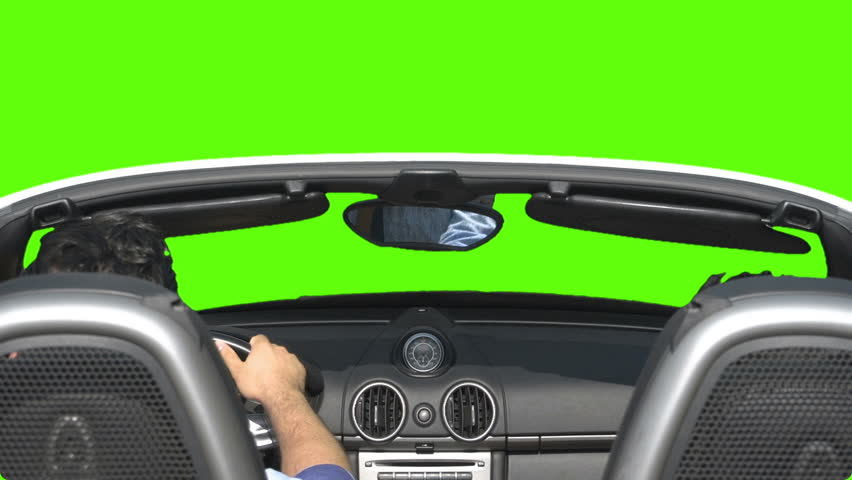car green screen footage stock clips. Black Bedroom Furniture Sets. Home Design Ideas
