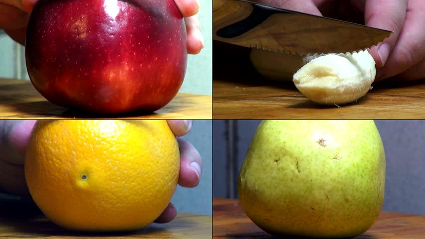 Fruits, Fresh Foods, Healthy, Natural