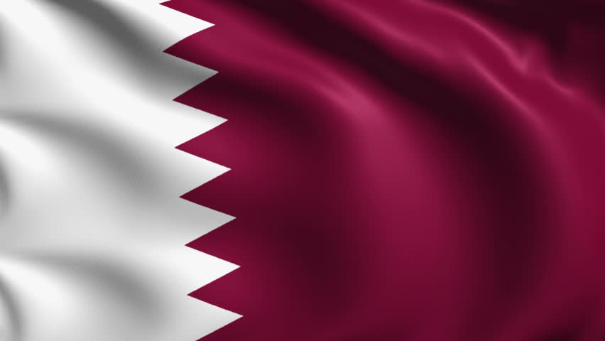 qatar flag wallpaper