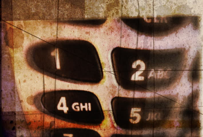 Textured image of keyboard pan of cell phone. | Shutterstock HD Video #672241