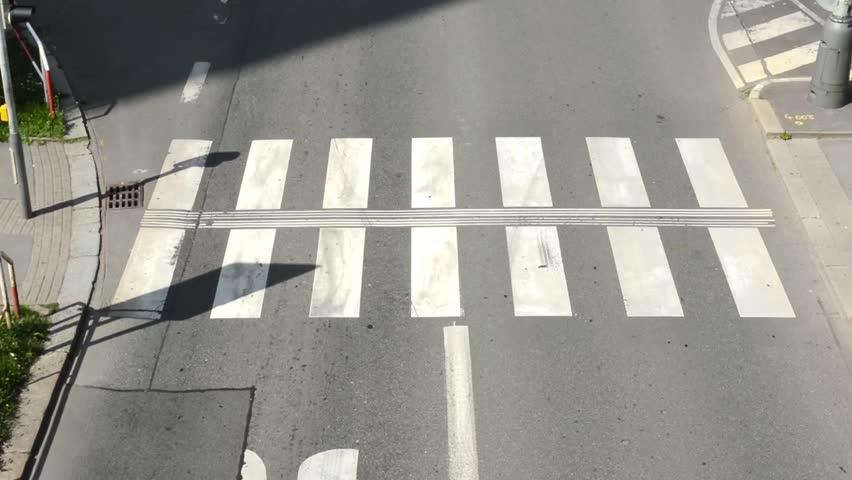 Пешеходный переход своими руками сшить