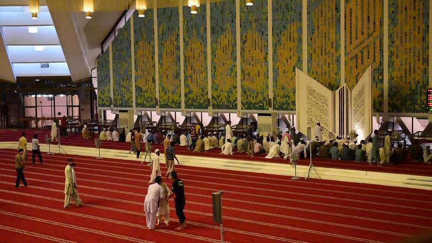 Faisal Mosque Inside Www Pixshark Com Images Galleries