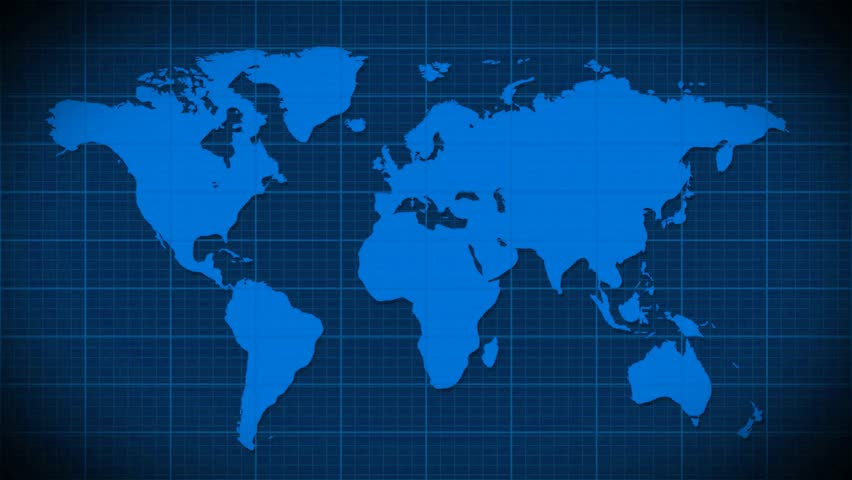 World map scanning satellite radar loopable stock footage video world map scanning satellite radar loopable hd stock video clip gumiabroncs Image collections