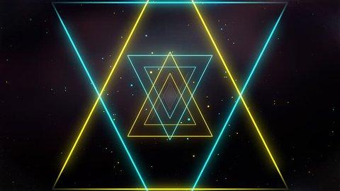 Triangle Time - VJ Loop