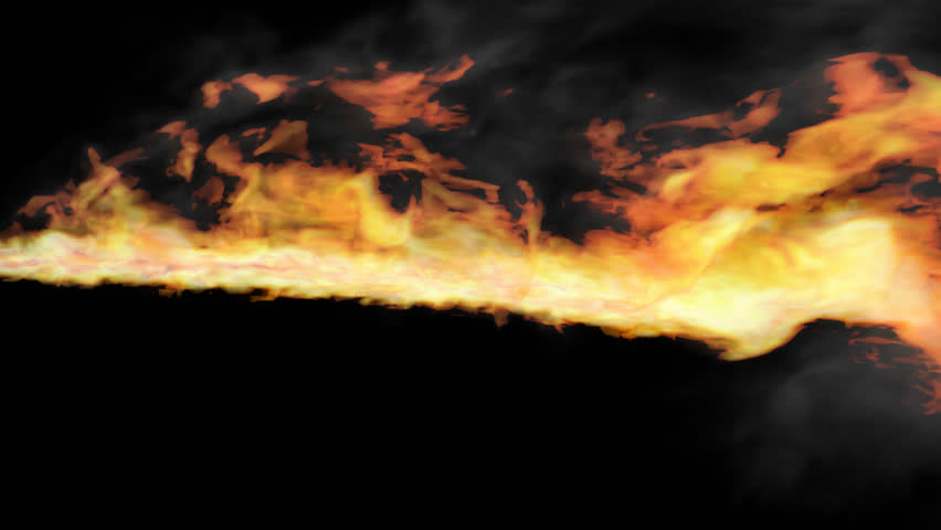 Animated realistic fire-breathing dragon's flames in 4k. Transparent background - Alpha channel embedded with 4k PNG file. Extra preview: http://youtu.be/906MFfjjatA