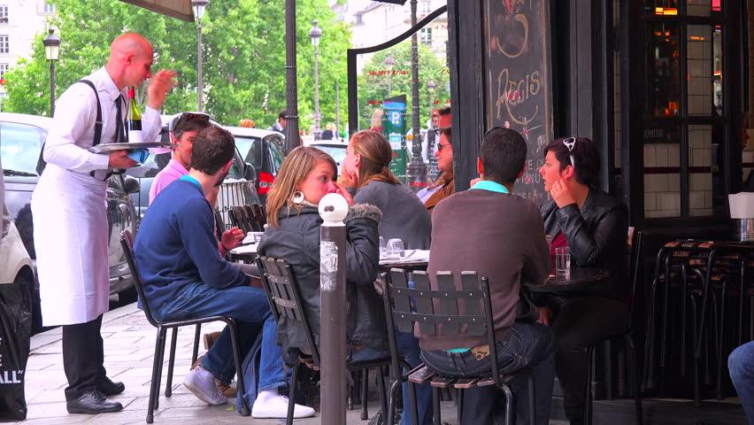 Paris, France - Circa 2014 Stock Footage Video (100% Royalty-free) 7562071  | Shutterstock