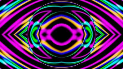 Kaleidoscope through a Looking Glass