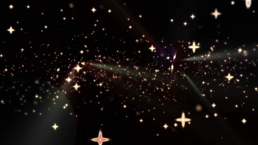 Magic stars fly 4k   Shutterstock HD Video #7904131