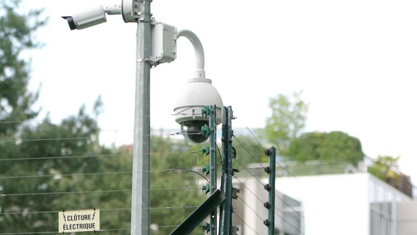 camera de surveillance lyon