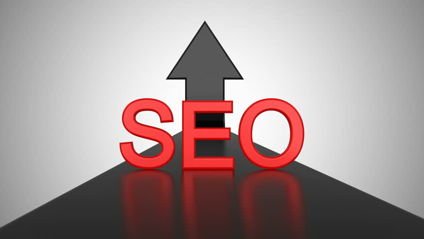 Search Engine Optimization. Gray background, 2 in 1 | Shutterstock HD Video #7965481