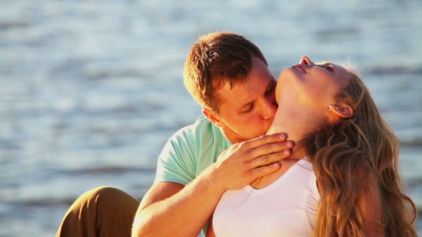 Young Couple Enjoying Sex