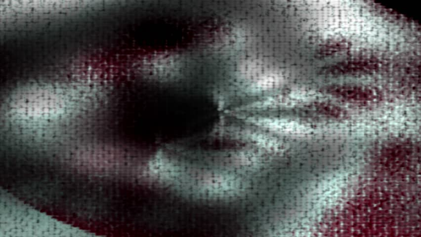 Dark horror animated shaking background with blood   Shutterstock HD Video #8447851