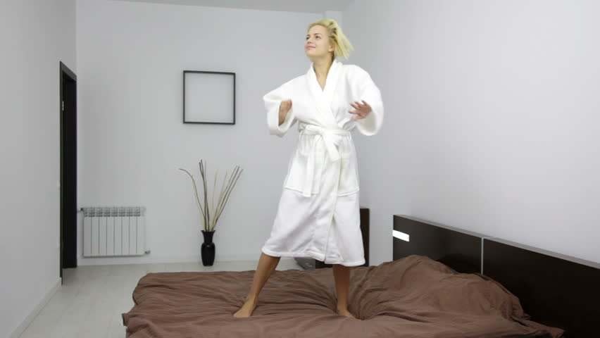 Video Of Woman Undressing