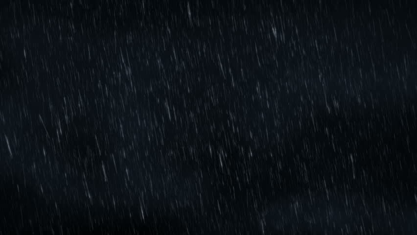 Heavy rain falling in front of the camera. Photo realistic CGI element with motion blur. Second part of the video contains an alpha channel. Produced in 4K.  | Shutterstock HD Video #8739571