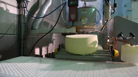 Image stigma laser in production hall