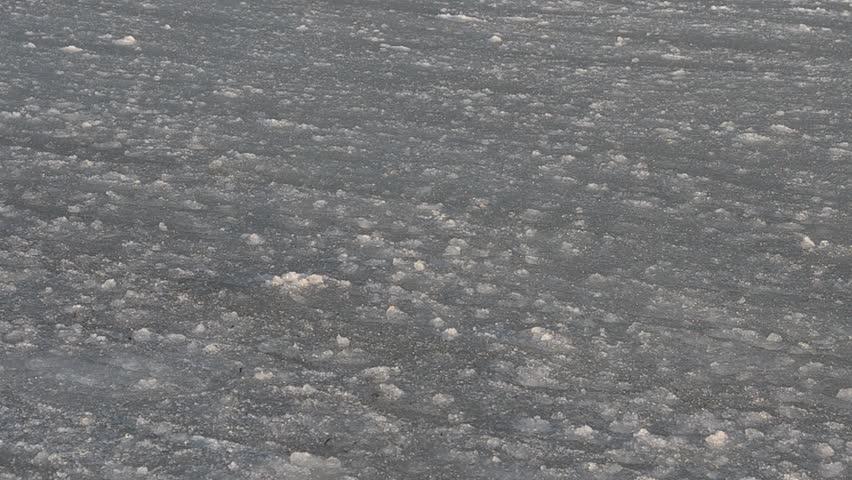 The frozen sea | Shutterstock HD Video #8936941
