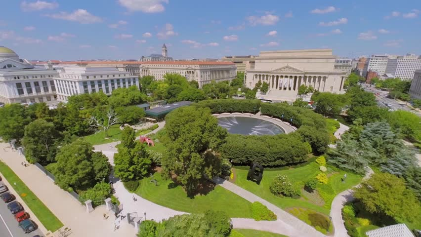 Art Museum In Washington DC Image