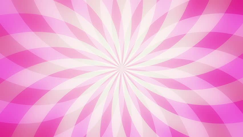 Hd0025retro Radial Background Pink Tint Seamless Loop More Color