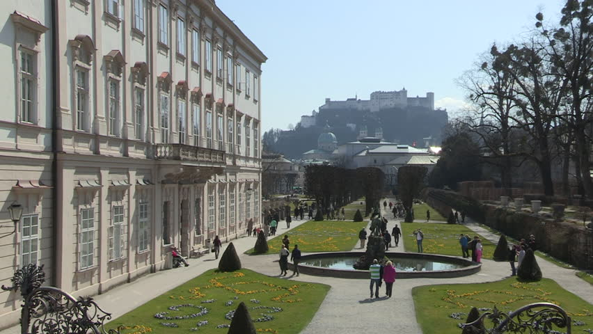 Sound of music film location Footage | Stock Clips