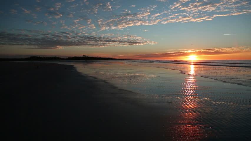 North myrtle beach sunset