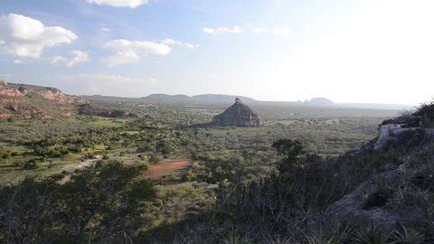 Brazilian National Park Catimbau, Pernambuco, Brazil