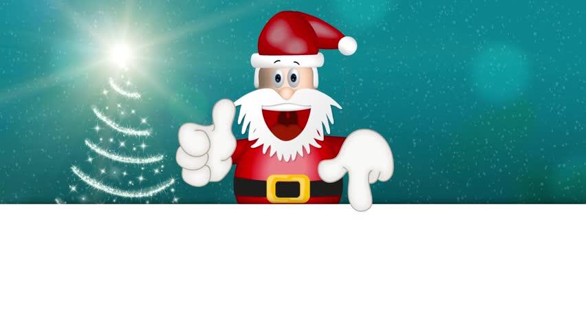 Big Fat Santa Claus Eating Cookies And Drinking Milk ...