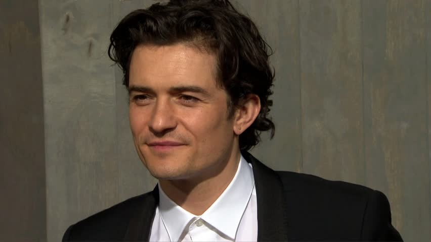 Hollywood, CA - December 02,2013: Orlando Bloom at The Hobbit: The Desolation of Smaug Premiere, Dolby Theatre