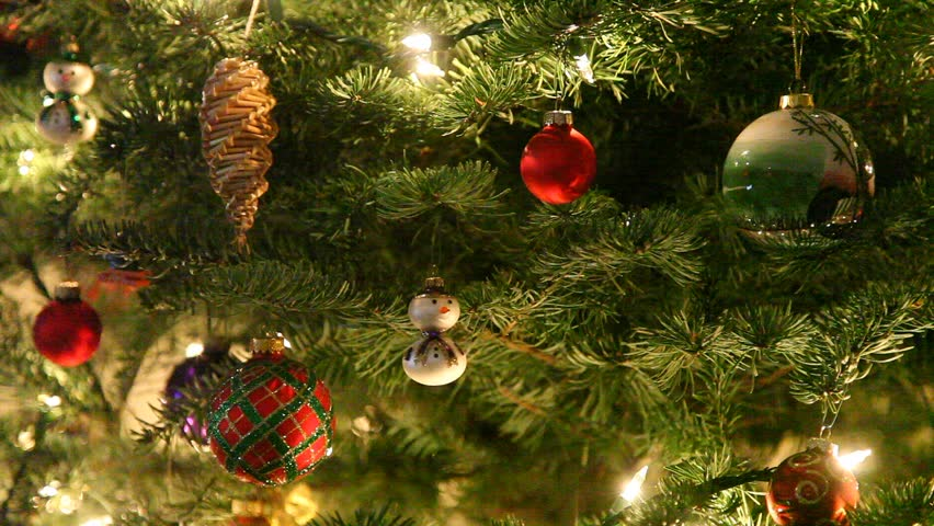 Christmas Ornaments Are Decorations (usually Made Of Glass, Metal, Wood Or  Ceramics)
