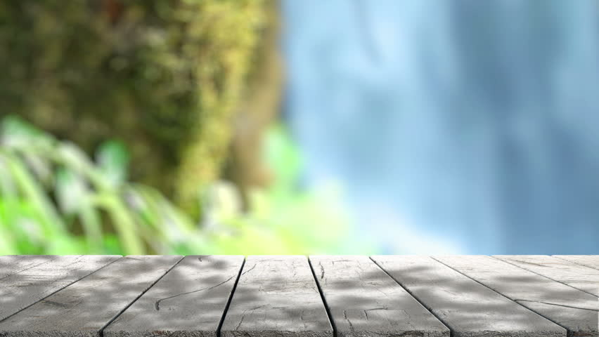 table top background hd. table top and blur nature of background stock footage video 9970781 | shutterstock hd g